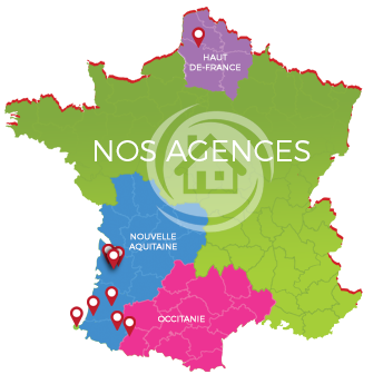 Les Agences Global Habitat en France