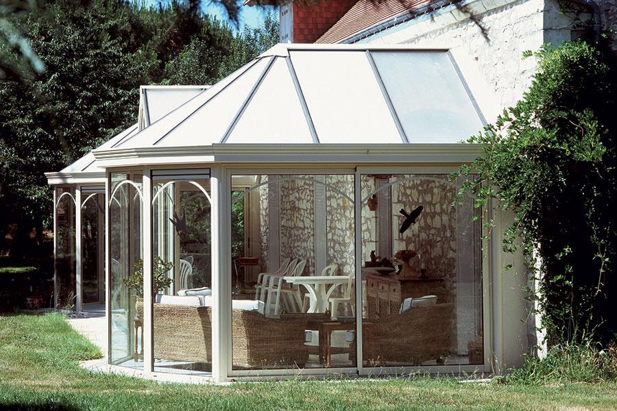 souvent photo de veranda moderne bh01 montrealeast. Black Bedroom Furniture Sets. Home Design Ideas