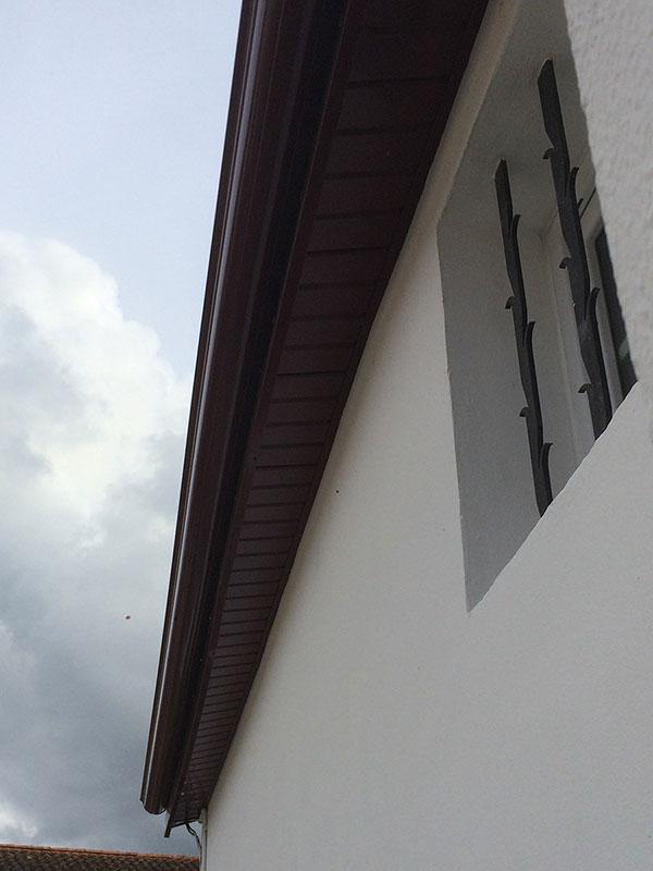 Les sous face de toiture et les planches de Rives | Toiture - Global Habitat